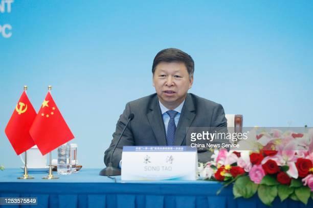 38 Communist Party International Liaison Department Photos and ...
