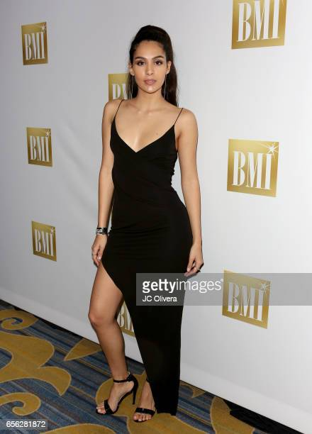 Songwriter Alaya attends the 24th Annual BMI Latin Awards at the Beverly Wilshire Four Seasons Hotel on March 21 2017 in Beverly Hills California