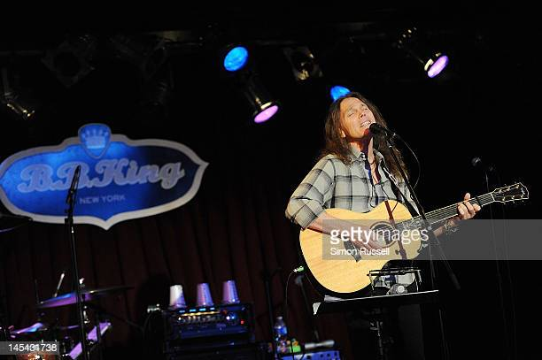 Songwriter and bass player Timothy Schmit performs songs from his new album Expando at B.B. King Blues Club & Grill on May 29, 2012 in New York City.