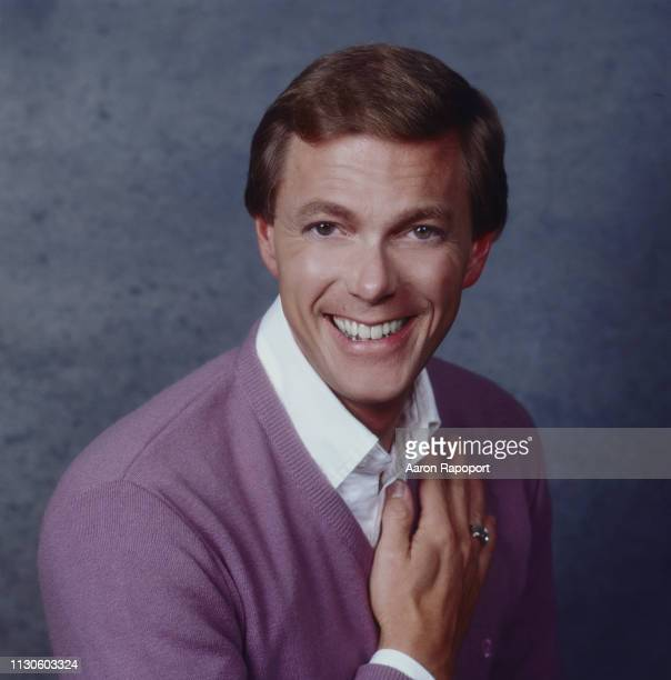 Songwriter and musician Richard Carpenter of The Carpenters poses for a portrait in December 1984 in Los Angeles California