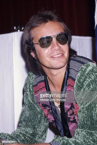 Songwriter Bernie Taupin attends an event in circa 1982