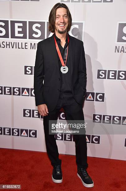 Songwriter Brad Warren attends the SESAC Nashville Music Awards at Country Music Hall of Fame and Museum on October 30 2016 in Nashville Tennessee