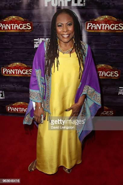 Songwriter Brenda Russell attends The Color Purple Los Angeles engagement celebration at the Hollywood Pantages Theatre on May 29 2018 in Hollywood...
