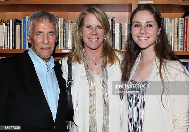 Songwriter Burt Bacharach wife Jane Hansen and daughter Raleigh Bacharach attend An Evening with Burt Bacharach presented by Live Talks Los Angeles...