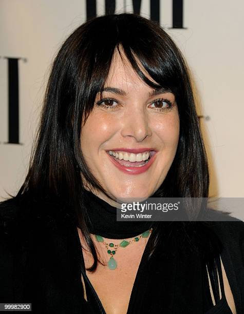 Songwriter Danielle Brisebois arrives at the 58th Annual BMI Pop Awards at the Beverly Wilshire Hotel on May 18 2010 in Beverly Hills California