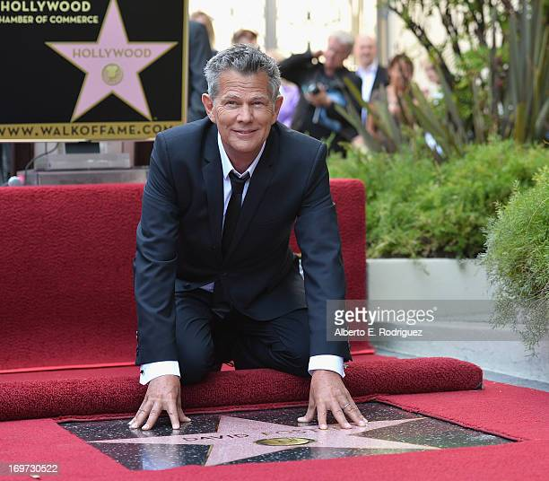 Songwriter David Foster attends a ceremony honoring him with the 2,499th star on the Hollywood Walk of Fame on May 31, 2013 in Hollywood, California.