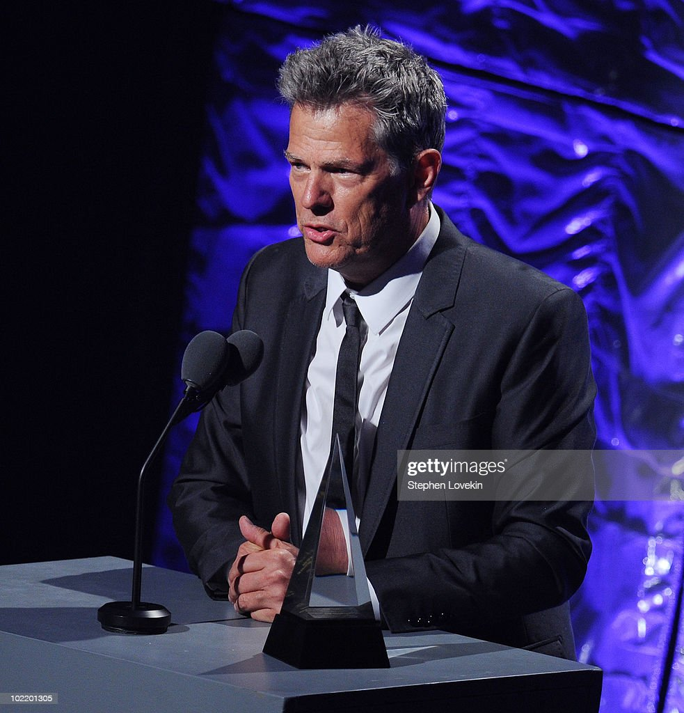 Songwriter David Foster attends the 41st annual Songwriters Hall of Fame at The New York Marriott Marquis on June 17, 2010 in New York City.