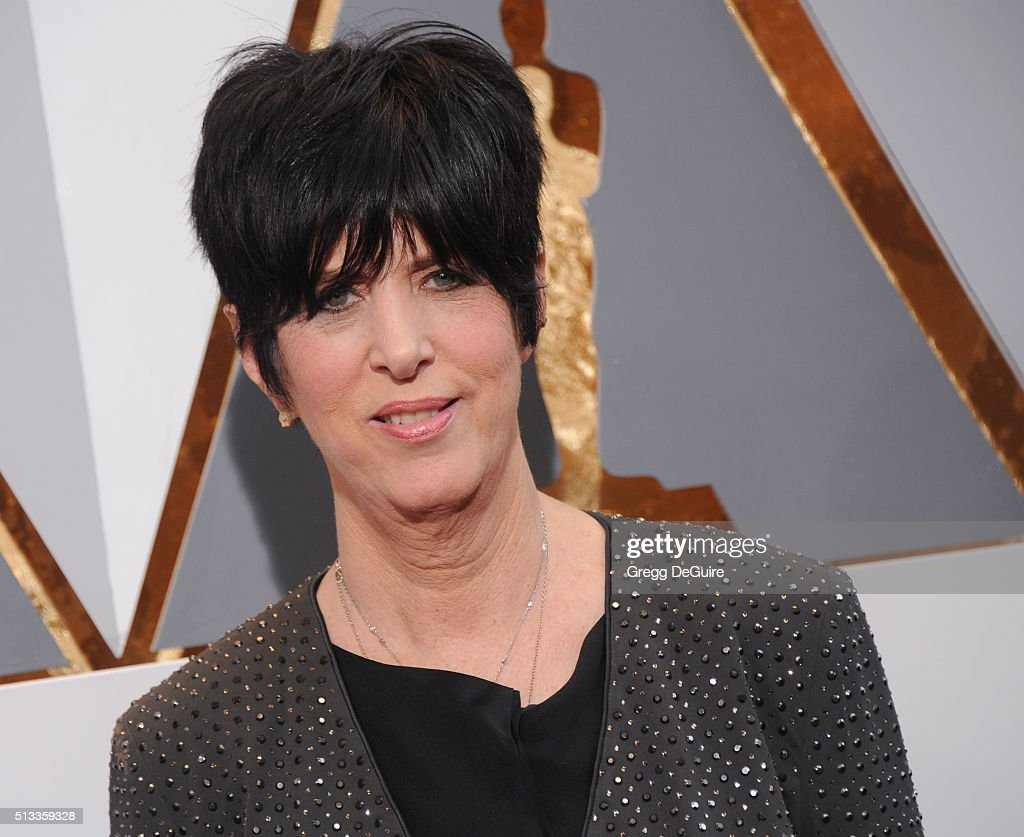 Songwriter Diane Warren arrives at the 88th Annual Academy Awards at Hollywood & Highland Center on February 28, 2016 in Hollywood, California.