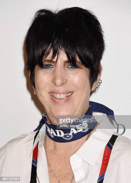 Songwriter Diane Warren arrives at the Variety's Power Of Women Los Angeles at the Beverly Wilshire Four Seasons Hotel on October 13 2017 in Beverly...