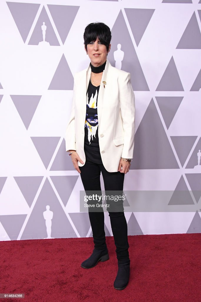 Songwriter Diane Warren attends the 90th Annual Academy Awards Nominee Luncheon at The Beverly Hilton Hotel on February 5, 2018 in Beverly Hills, California.