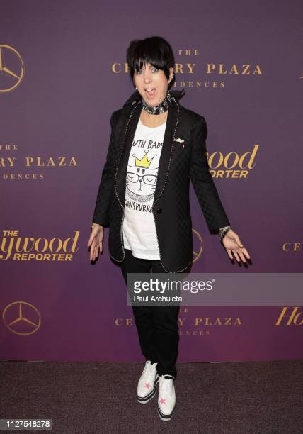 Songwriter Diane Warren attends The Hollywood Reporter's 7th annual Nominees Night at CUT on February 04 2019 in Beverly Hills California