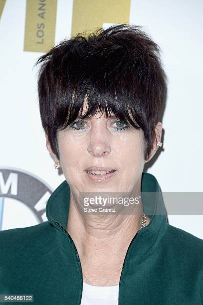 Songwriter Diane Warren attends Women In Film 2016 Crystal Lucy Awards Presented by Max Mara and BMW at The Beverly Hilton on June 15 2016 in Beverly...