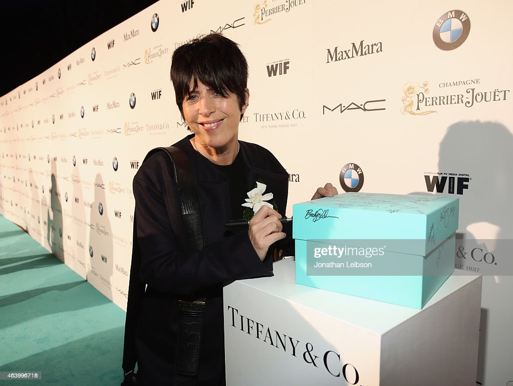 Tiffany & Co At Women In Film Pre-Oscar Cocktail Party