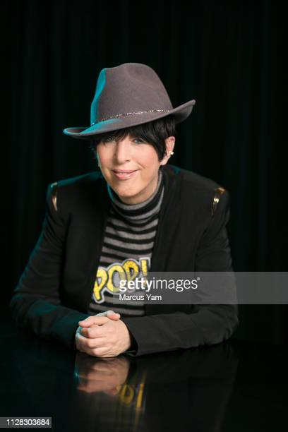 Songwriter Diane Warren is photographed for Los Angeles Times on January 23 2019 in Los Angeles California PUBLISHED IMAGE CREDIT MUST READ Marcus...