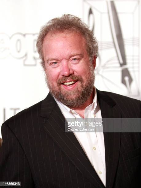 Songwriter Don Schlitz attends the 43nd annual Songwriters Hall of Fame induction and awards gala at the Marriott Marquis Hotel on June 14, 2012 in...