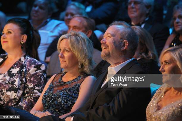 Songwriter Don Schlitz during the Country Music Hall of Fame and Museum Medallion Ceremony to celebrate 2017 hall of fame inductees Alan Jackson...