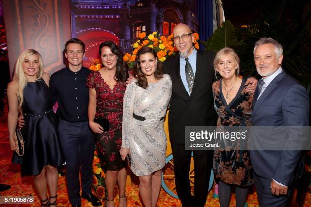 Songwriter Elyssa Samsel Actor Jonathan Groff Songwriter Kate Anderson Actor Idina Menzel Producer Roy Conli and Directors Stevie WermersSkelton and...