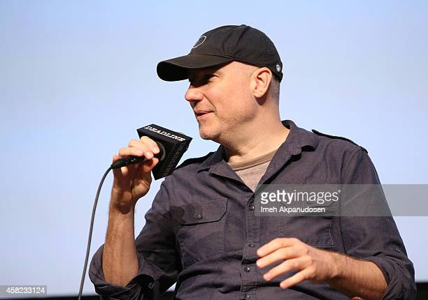 Songwriter Gregg Alexander speaks onstage during Deadline's The Contenders at DGA Theater on November 1 2014 in Los Angeles California