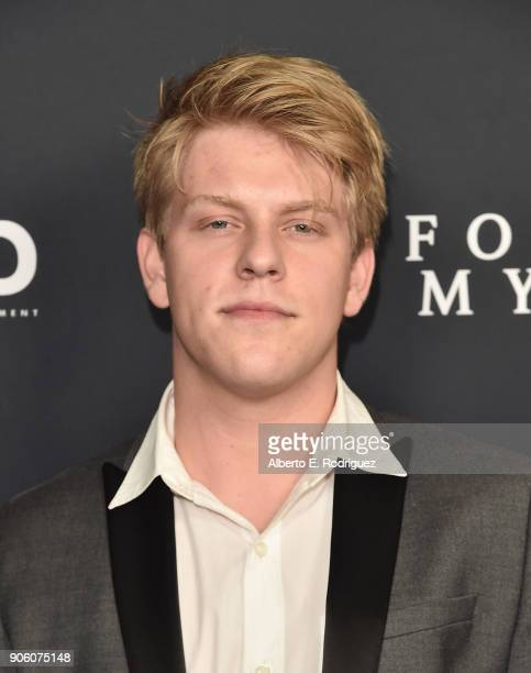 Songwriter Jackson Odell attends the premiere of Roadside Attractions' Forever My Girl at The London West Hollywood on January 16 2018 in West...