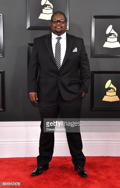 Songwriter Jason Boyd aka Poo Bearattends The 59th GRAMMY Awards at STAPLES Center on February 12 2017 in Los Angeles California