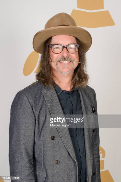 Songwriter Jeff Trott featured at GRAMMY Up Close Personal at W Hotel Buckhead on June 25 2017 in Atlanta Georgia