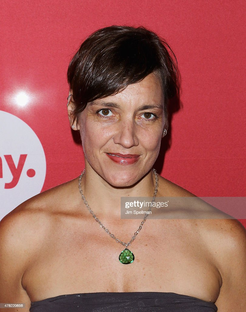 Songwriter Jen Chapin attends the 2015 WhyHunger Chapin Awards Gala at The Lighthouse at Chelsea Piers on June 23, 2015 in New York City.
