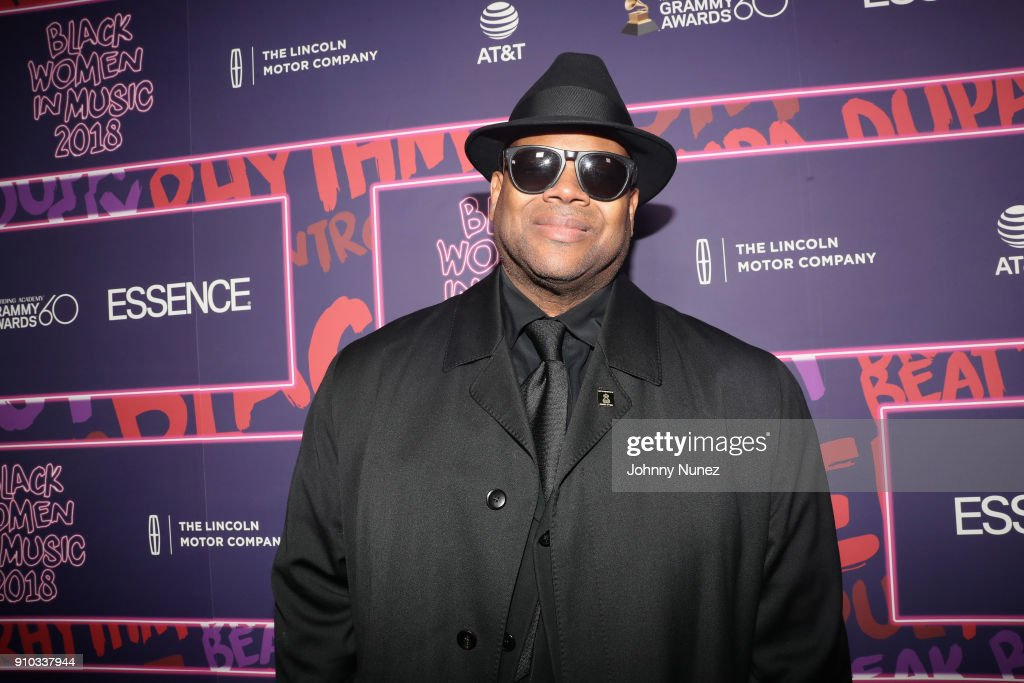 Songwriter Jimmy Jam attends the Essence 9th annual Black Women in Music at Highline Ballroom on January 25, 2018 in New York City.