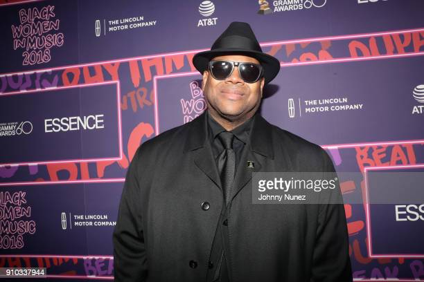 Songwriter Jimmy Jam attends the Essence 9th annual Black Women in Music at Highline Ballroom on January 25 2018 in New York City