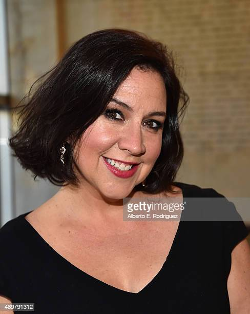Songwriter Kristen AndersonLopez attends The Los Angeles Children's Chorus' Annual Gala Bel Canto honoring Ed Nowak and Frozen songwriters Kristen...