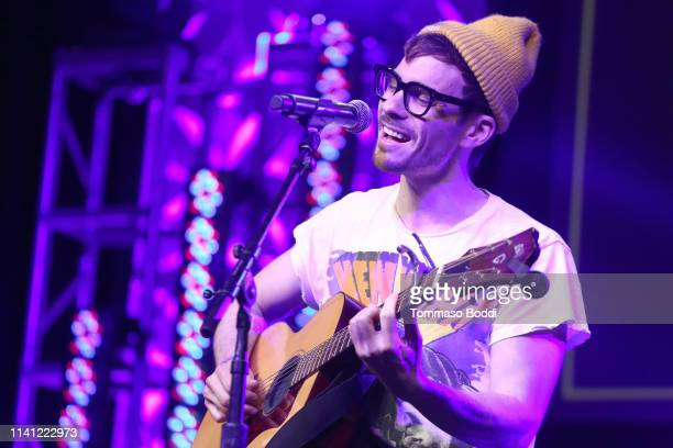 """Songwriter Matthew Koma performs onstage during the """"14th ANNUAL WRITERS JAM"""" at The 2019 ASCAP """"I Create Music"""" EXPO - Day 3 at Lowes Hollywood..."""