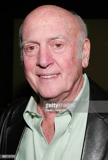 Songwriter Mike Stoller attends ASCAP's reception honoring Marvin Hamlisch and Alan and Marilyn Bergman at the Catalina Bar Grill on November 18 2009...