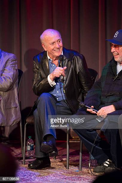 Songwriter Mike Stollers onstage during Bert Berns Event at The GRAMMY Museum on December 1 2016 in Los Angeles California