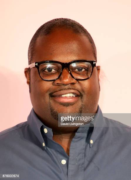 Songwriter Poo Bear attends Variety's 1st Annual Hitmakers Luncheon at Sunset Tower on November 18 2017 in Los Angeles California