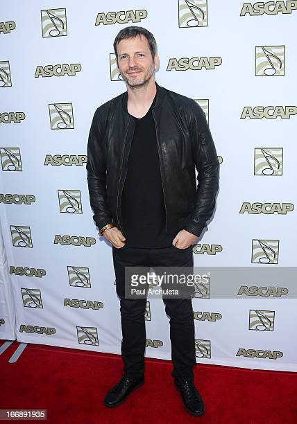 Songwriter / Producer Dr Luke attends the 30th annual ASCAP Pop Music awards show at Hollywood Highland Center on April 17 2013 in Hollywood...