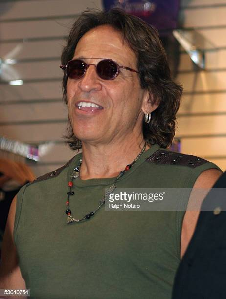 Songwriter Richie Supa during the Grand Opening party for Hollywood Choppers at Hard Rock Seminole Paradise on June 8, 2005 in Hollywood, Florida.