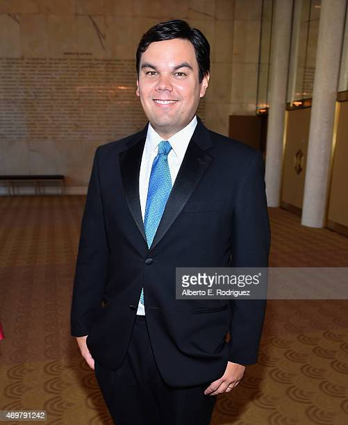 Songwriter Robert Lopez attends The Los Angeles Children's Chorus' Annual Gala Bel Canto honoring Ed Nowak and Frozen songwriters Kristen...