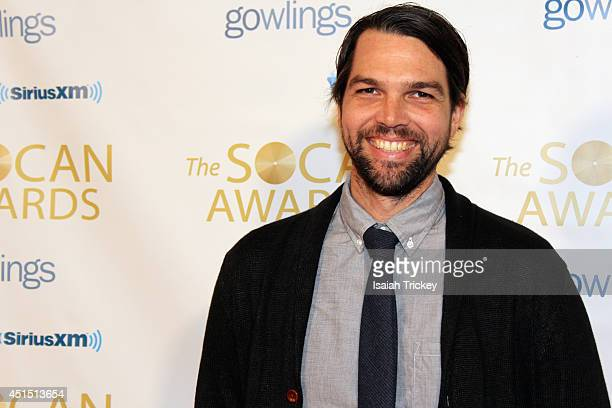 Songwriter Todd Clark attends the 25th Annual SOCAN Awards Gala at Westin Harbour Castle Hotel on June 16 2014 in Toronto Canada