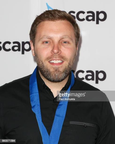 Songwriter Zach Crowell attends the 2018 ASCAP Pop Music Awards at The Beverly Hilton Hotel on April 23 2018 in Beverly Hills California