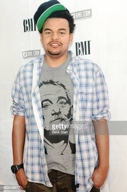 Songwriter/music producer Alex Da Kid attends BMI Presents Annual How I Wrote That Song PreGrammy Event at House of Blues Sunset Strip on January 25...