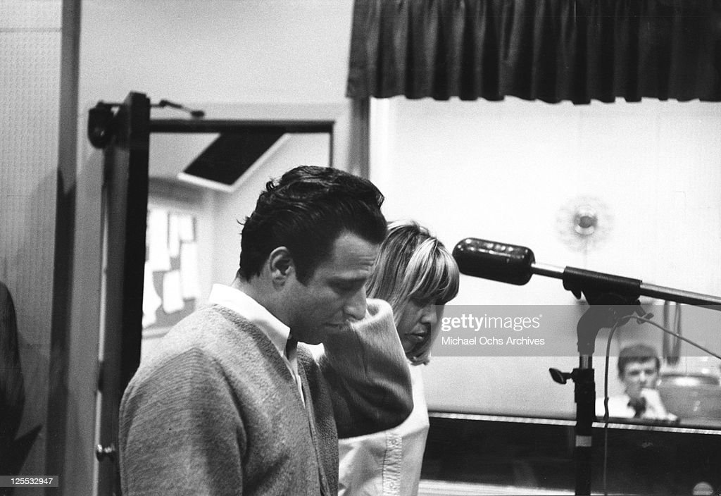 Barry Mann And Cynthia Weil : News Photo