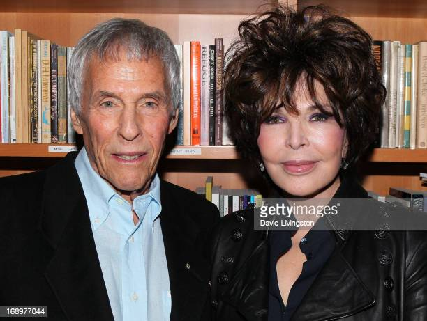 Songwriters Burt Bacharach and Carole Bayer Sager attend An Evening with Burt Bacharach presented by Live Talks Los Angeles at the New Roads School...