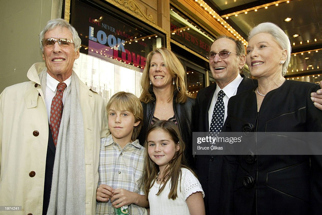 The Look Of Love Opens On Broadway : News Photo