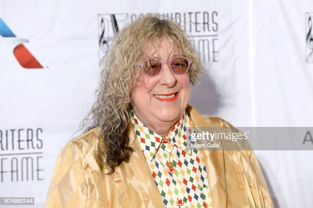 Songwriters Hall of Fame Inductee Allee Willis attends the Songwriters Hall of Fame 49th Annual Induction and Awards Dinner at New York Marriott...