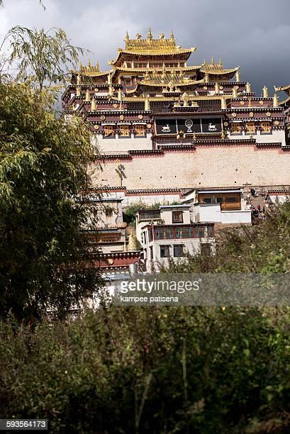 Songzanlin temple