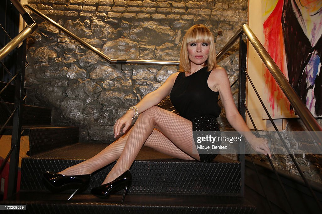 Sonia Amado attends the Danzarama Dinner Party on June 9, 2013 in Barcelona, Spain.