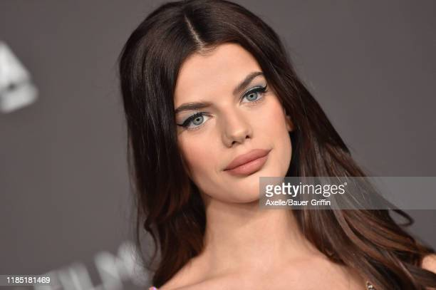 Sonia Ben Ammar attends the 2019 LACMA Art Film Gala Presented By Gucci on November 02 2019 in Los Angeles California