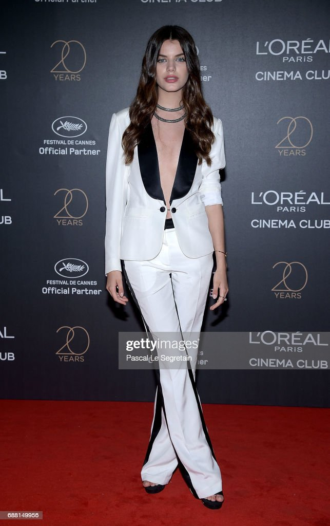 Gala 20th Birthday Of L'Oreal In Cannes - The 70th Annual Cannes Film Festival : News Photo