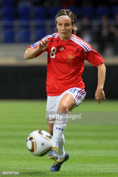 Sonia BOMPASTOR - - France / Serbie - Eliminatoire Coupe du Monde 2011 - Stade de l Aube - Troyes,