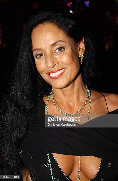 Sonia Braga during HBO Films/Newmarket Films 'Real Women Have Curves' Premiere AfterParty New York at BB King's Blues Club and Grill in New York New...