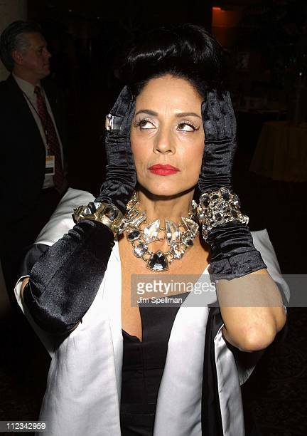 Sonia Braga during The 13th Annual GLAAD Media Awards - New York - Arrivals at New York Marriott Marquis in New York City, New York, United States.
